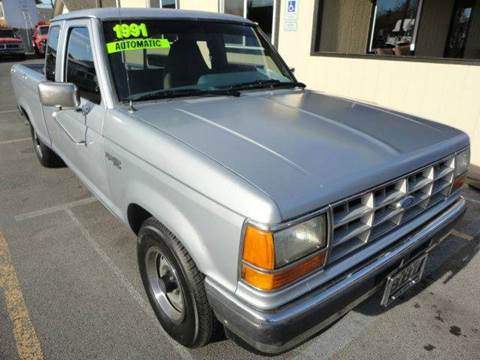 1991 ford ranger for sale oklahoma. Black Bedroom Furniture Sets. Home Design Ideas