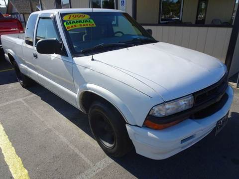 1999 Chevrolet S-10 for sale in Yakima, WA