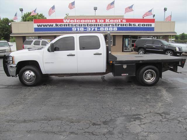 2011 Chevrolet Silverado 3500HD CC