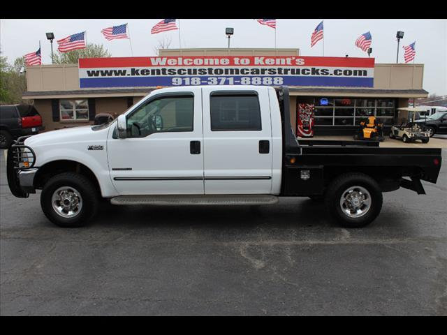 1999 ford f 250 super duty xlt crew cab 4wd sb flatbed in. Black Bedroom Furniture Sets. Home Design Ideas