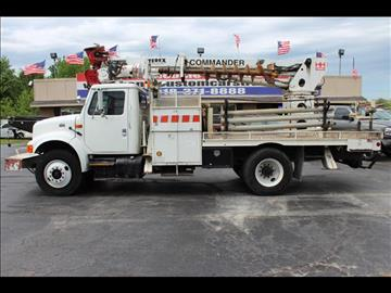 2001 International 4900 for sale in Collinsville, OK