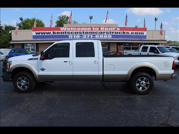 2011 Ford F-250 Super Duty for sale in Collinsville, OK