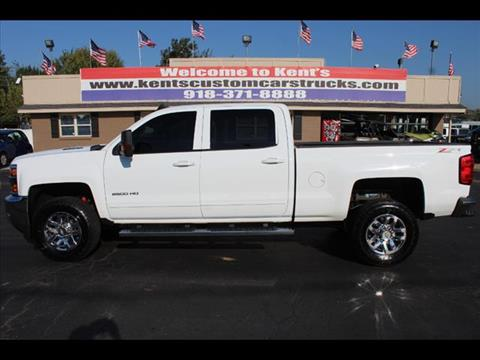 2015 Chevrolet Silverado 2500HD for sale in Collinsville, OK