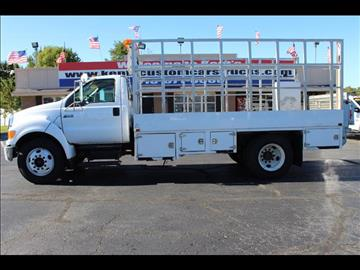 2006 Ford F-650 Super Duty for sale in Collinsville, OK