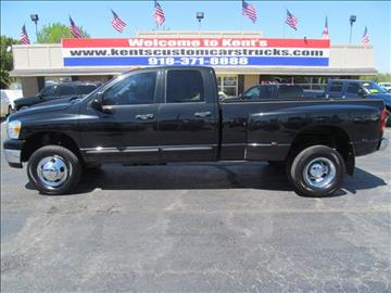 2006 Dodge Ram Pickup 3500 for sale in Collinsville, OK