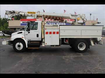 2003 International 4300 for sale in Collinsville, OK