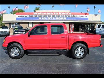 2003 Toyota Tacoma for sale in Collinsville, OK