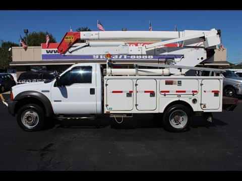 2005 Ford F-550 for sale in Collinsville, OK