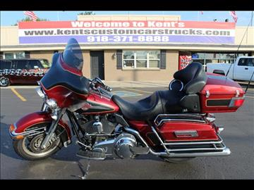 2007 Harley-Davidson FLHTCUI for sale in Collinsville, OK