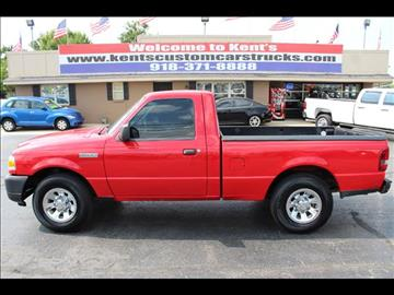 2010 Ford Ranger for sale in Collinsville, OK