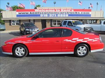 2000 Chevrolet Monte Carlo for sale in Collinsville, OK