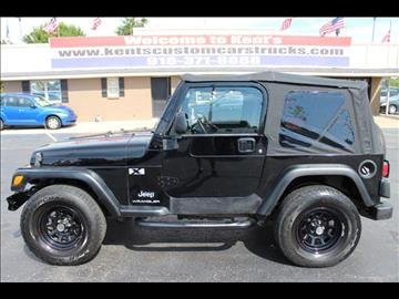 used 2004 jeep wrangler for sale in oklahoma. Black Bedroom Furniture Sets. Home Design Ideas