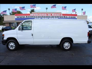 2011 Ford E-Series Cargo for sale in Collinsville, OK