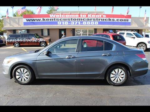 2008 Honda Accord for sale in Collinsville, OK