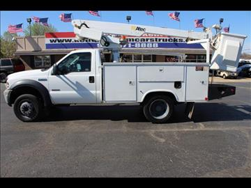 2006 Ford F-450 Super Duty for sale in Collinsville, OK