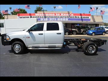 2011 RAM Ram Chassis 3500 for sale in Collinsville, OK