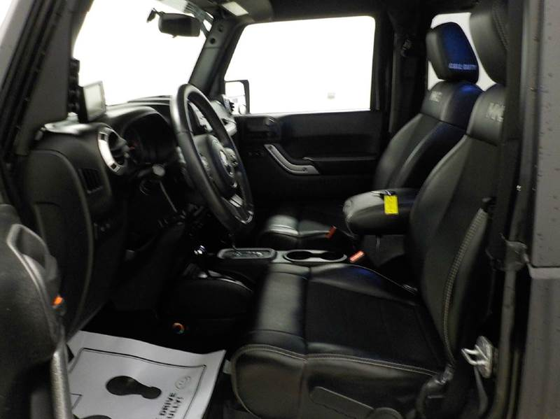 2012 Jeep Wrangler 4x4 Call of Duty MW3 2dr SUV In Bridgeport WV