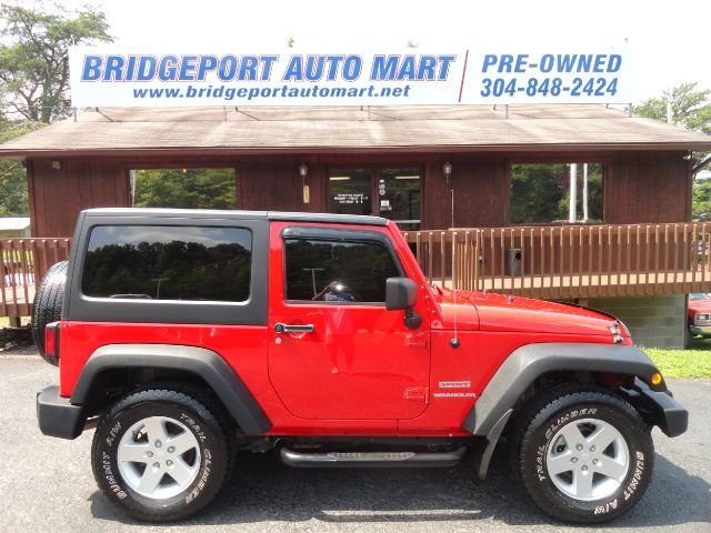 2010 Jeep Wrangler for sale in Bridgeport WV