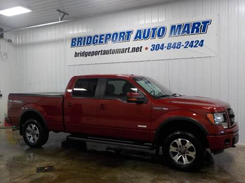 2014 Ford F-150 for sale in Bridgeport, WV