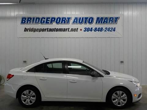 2012 Chevrolet Cruze for sale in Bridgeport, WV