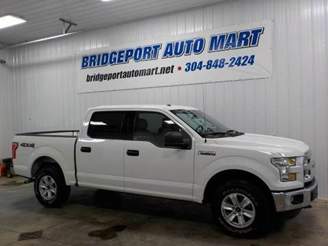 2016 Ford F-150 for sale in Bridgeport, WV
