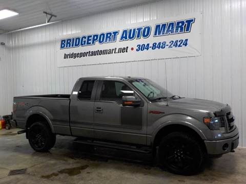 2013 Ford F-150 for sale in Bridgeport, WV