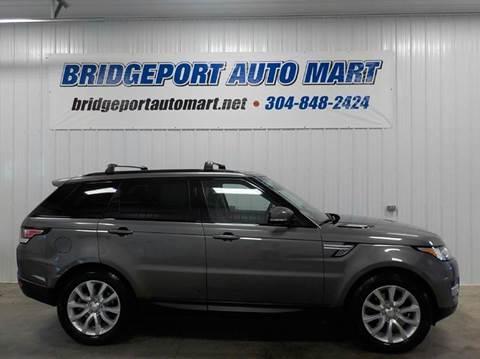 2014 Land Rover Range Rover Sport for sale in Bridgeport, WV