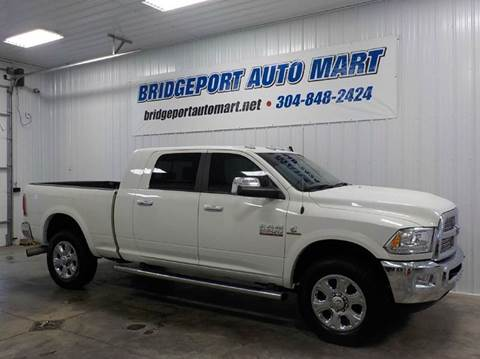 2016 RAM Ram Pickup 2500 for sale in Bridgeport, WV