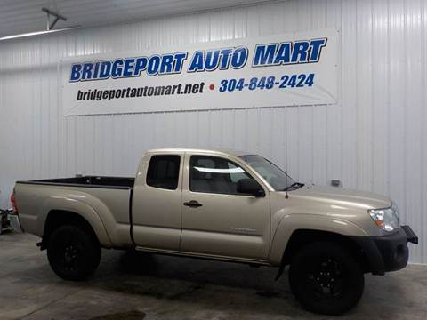 2005 Toyota Tacoma for sale in Bridgeport, WV