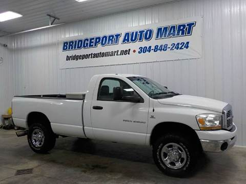 2006 Dodge Ram Pickup 2500 for sale in Bridgeport, WV