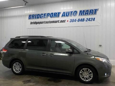 2014 Toyota Sienna for sale in Bridgeport, WV