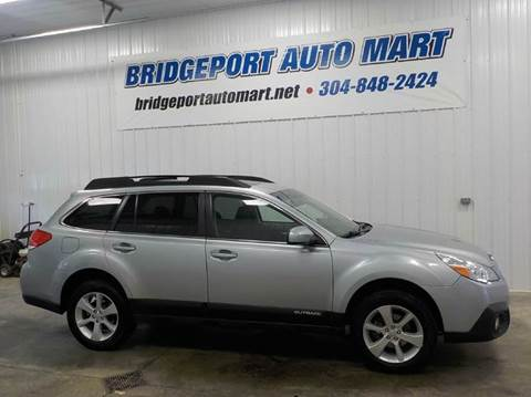 2013 Subaru Outback for sale in Bridgeport, WV