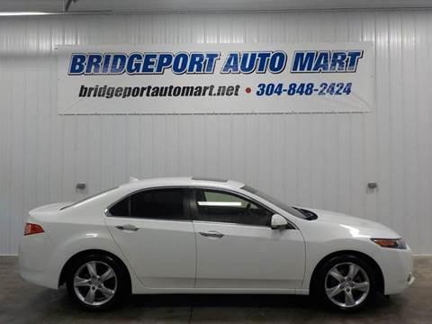 2013 Acura TSX for sale in Bridgeport, WV