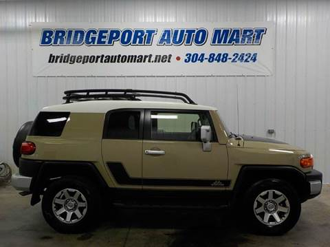 2014 Toyota FJ Cruiser for sale in Bridgeport, WV
