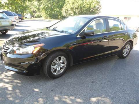 2012 Honda Accord for sale in Poughquag, NY