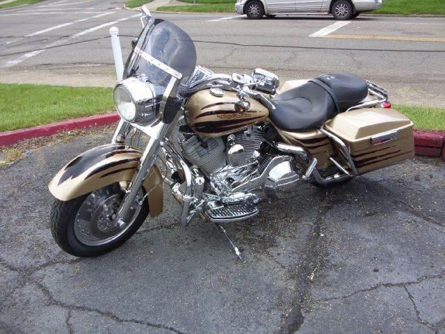 2003 Harley-Davidson Screamin Eagle roadking