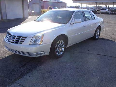 2009 cadillac dts for sale in highland mi. Black Bedroom Furniture Sets. Home Design Ideas