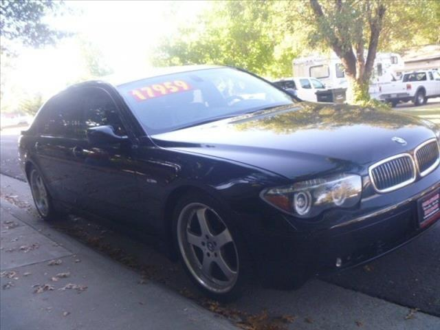 2004 Bmw 7 Series For Sale In Sacramento Ca