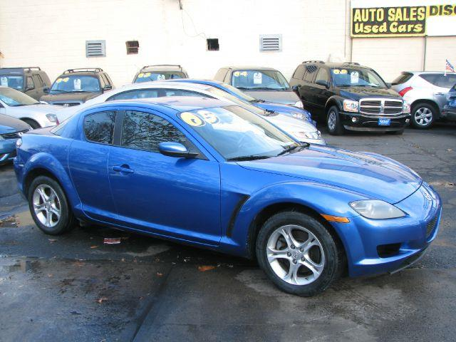 2005 Mazda RX-8