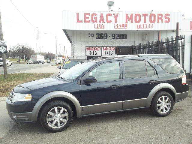 2009 ford taurus x sel suv 4dr for sale in detroit detroit wayne legacy motors. Black Bedroom Furniture Sets. Home Design Ideas