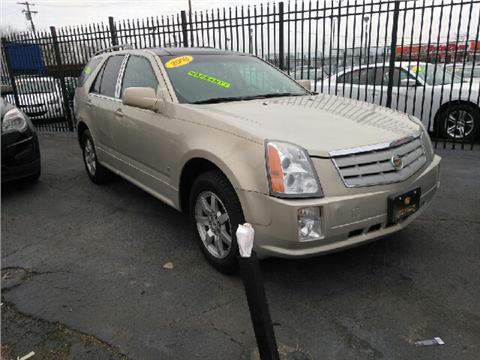 2008 Cadillac SRX for sale in Detroit, MI