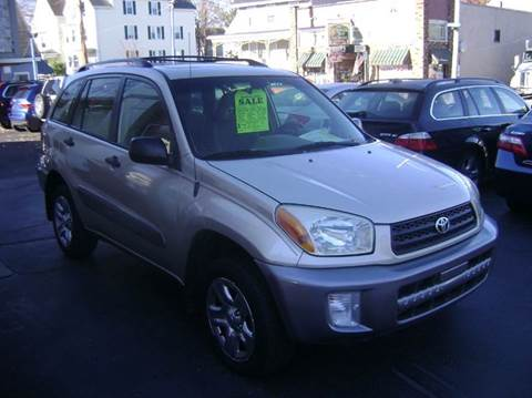 2002 Toyota RAV4 for sale in New Bedford, MA
