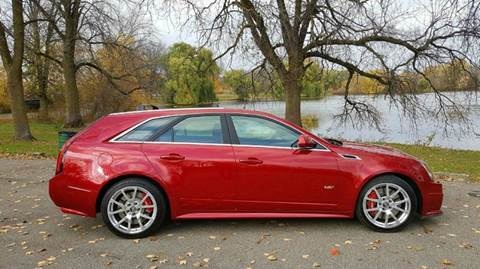 2013 Cadillac CTS-V for sale in Northridge, CA