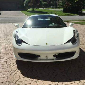 2014 Ferrari 458 Spider for sale in Northridge, CA