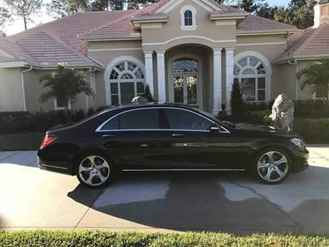 2014 Mercedes-Benz S-Class for sale in Northridge, CA