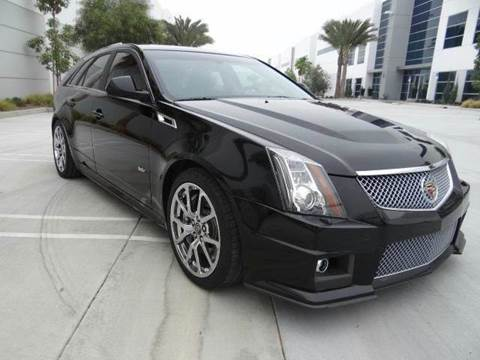 2012 Cadillac CTS-V for sale in Northridge, CA
