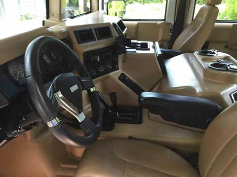 1999 AM General Hummer for sale in Northridge, CA