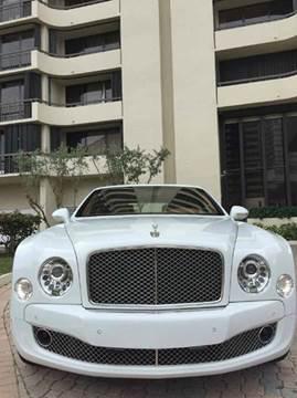 2011 Bentley Mulsanne for sale in Northridge, CA