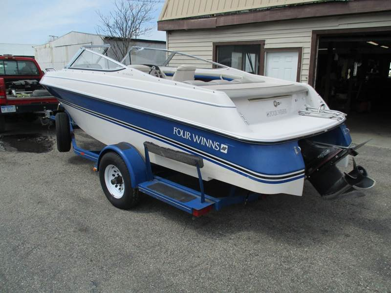 1993 Four Winns 190 Horizon  - Ludington MI
