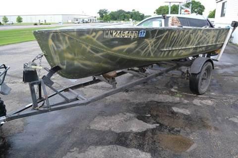 1957 Lonestar Fishing / hunting boat